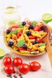 经典意大利食物-面团 免版税库存图片