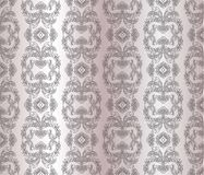 经典样式锦缎装饰品样式 免版税图库摄影
