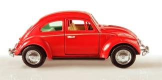 经典汽车的模型1960-1970 免版税库存照片