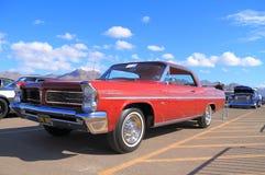 经典汽车:1963年比德卡塔利娜 免版税库存照片