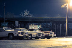 经典的汽车 图库摄影