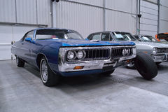 经典美国汽车 库存照片