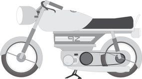 经典超级摩托车 图库摄影