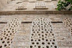 经典门面 东部的结构 库存照片