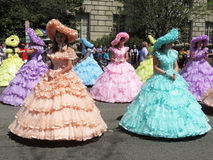 典雅的东部岸马里兰妇女 免版税图库摄影