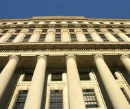 典雅的办公楼 库存照片