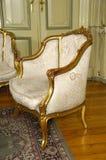 典雅的扶手椅子 免版税库存照片