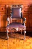 典雅的椅子 免版税库存图片