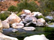 典雅的河 库存图片