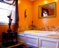 典雅的浴 库存照片