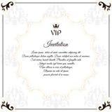 典雅的白色象征, VIP邀请的 一件圆白色维多利亚女王时代的装饰品 对设计和网 库存图片