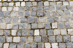 典雅的石墙 免版税库存图片