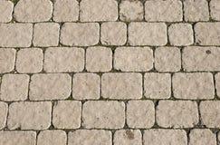 典雅的石墙 库存图片