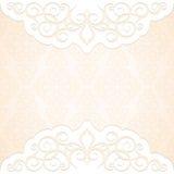 典雅的背景设计模板 免版税图库摄影