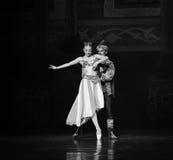 """典雅的芭蕾""""One一千和一Nights† 免版税库存照片"""