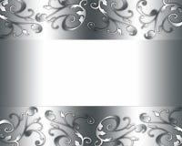 典雅的豪华卡片 免版税库存图片