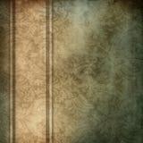 典雅背景蓝色的褐色 库存照片