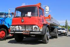 经典贝得福得卡车1972年 免版税图库摄影