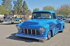 经典Stepside卡车 免版税库存照片