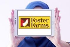 养育农厂禽畜公司商标 免版税图库摄影