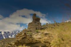 内华达山,美国 库存照片