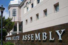 内华达州议会 免版税库存图片