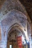 内在大厅的墙壁的遗骸的片段内在大厅的墙壁的遗骸的rFragment的rui的 免版税库存照片