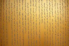 内在蒙古文字 库存照片