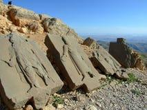 内姆鲁特火山Mountain93 免版税库存照片