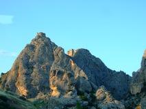 内姆鲁特火山Mountain110 免版税图库摄影