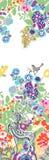 内容丰富的plantï ¼ Œ succulentï ¼ Œ多汁plantsï ¼ Œdeer和花 库存照片