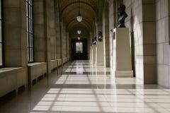 内布拉斯加状态国会大厦Bukilding 免版税图库摄影