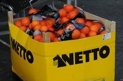 内托食品批发市场 免版税库存照片