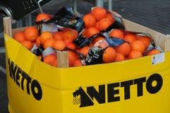 内托食品批发市场 图库摄影