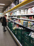 内托食物CHAIN_KRAFT和海因茨 免版税图库摄影