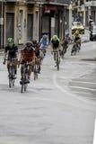 贝内文托,第17可以2015年-环意自行车赛2015个小组 免版税库存照片