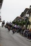 贝内文托,第17可以2015年-环意自行车赛2015自行车比赛 免版税库存照片
