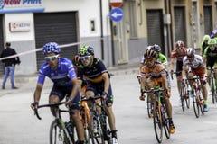 贝内文托,第17可以2015年-环意自行车赛2015自行车比赛 库存图片