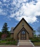 内珀维尔历史的教会 库存照片