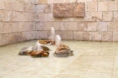 内部喷泉 免版税库存图片