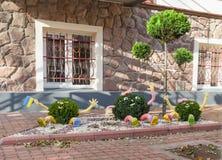 内部房子在利沃夫州 免版税图库摄影