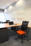 内部新的办公室 免版税库存照片
