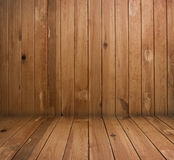 内部木 免版税库存照片