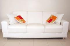内部沙发 免版税库存图片
