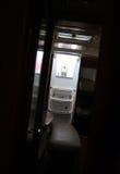 内部游艇 库存图片
