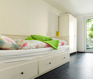 内部现代房子,空间 图库摄影