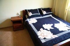 内部的卧室 库存图片