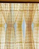 内部的窗帘 图库摄影