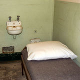 内部监狱 免版税图库摄影