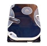 内部硬盘盘 库存照片